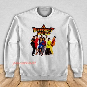 A Different World Show Sweatshirt