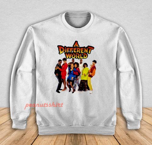 A Different World Show Sweatshirt