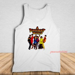 A Different World Show Tank Top