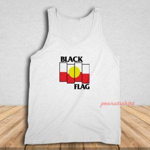Black Flag X Aboriginal Flag Tank Top