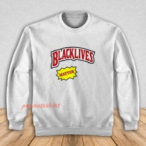 Black lives Matter Backwoods Style Sweatshirt