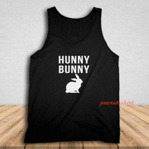 Hunny Bunny Cute Cool Novelty Funny Rabbit Tank Top