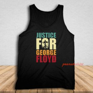 Justice George Floyd Tank Top