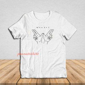 Weezer Hands T-Shirt