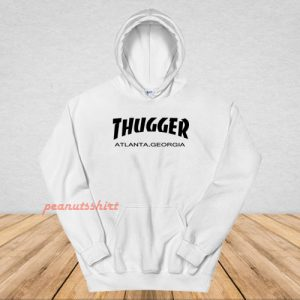 Young Thug x Thrasher Hoodie