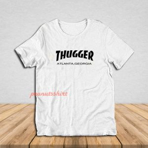Young Thug x Thrasher T-Shirt