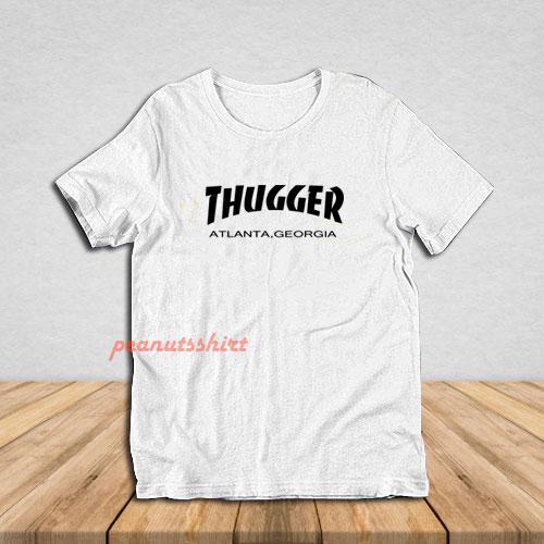 Young Thug x Thrasher T-Shirt