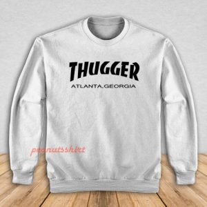 Young Thug x Thrasher Sweatshirt