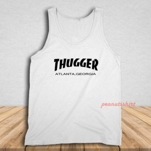 Young Thug x Thrasher Tank Top