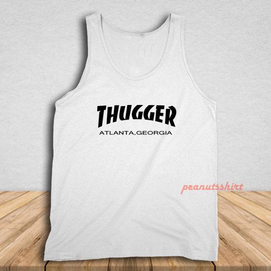 Young Thug x Thrasher Tank Top