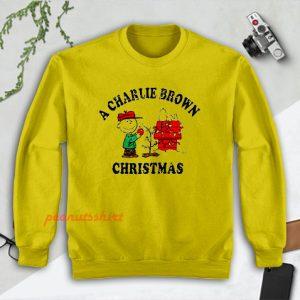 A Charlie Brown Christmas Sweatshirt Men and Women