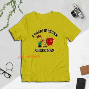 A Charlie Brown Christmas T-Shirt For Unisex