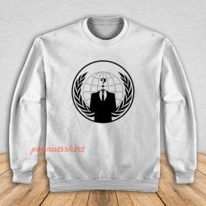 Anonymous Logo Sweatshirt