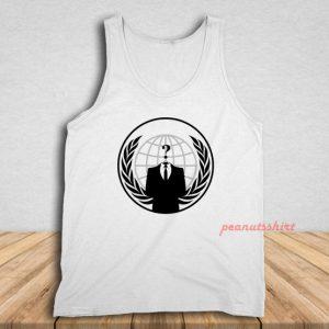 Anonymous Logo Tank Top