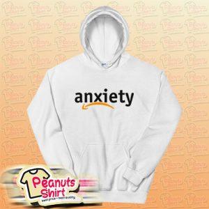Anxiety Amazon Logo Hoodie