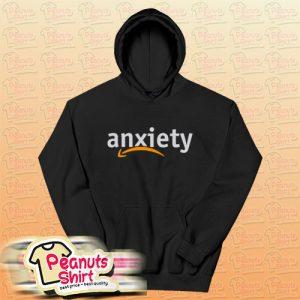Anxiety Amazon Logo Hoodie For Unisex