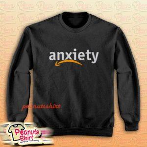 Anxiety Amazon Logo Sweatshirt Men and Women