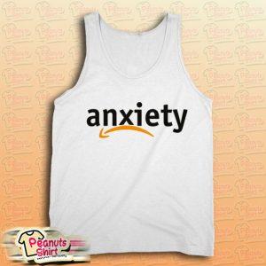 Anxiety Amazon Logo Tank Top