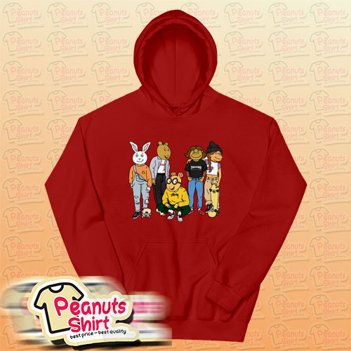 Arthur Squad Hoodie