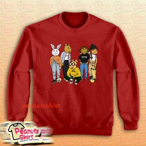 Arthur Squad Sweatshirt
