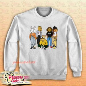 Arthur Squad Sweatshirt Men and Women
