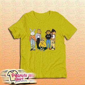 Arthur Squad T-Shirt For Unisex