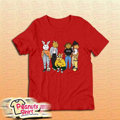 Arthur Squad T-Shirt