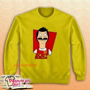 Bob's Fried Chicken Sweatshirt Men and Women
