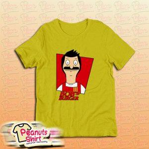 Bob's Fried Chicken T-Shirt For Unisex