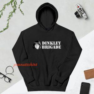Dinkley Brigade Hoodie For Unisex