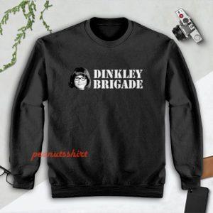 Dinkley Brigade Sweatshirt Men and Women