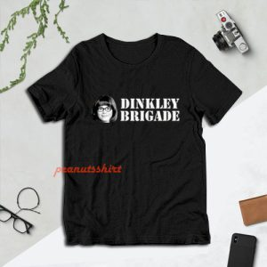 Dinkley Brigade T-Shirt For Unisex
