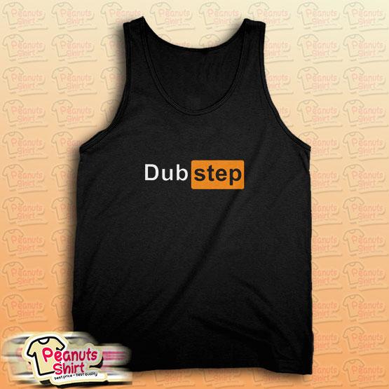 Dubstep Pornhub Logo Parody Tank Top