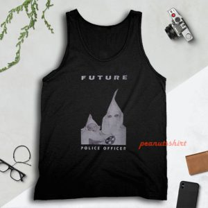 Future Police Officer Tank Top