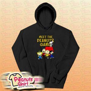 Meet The Peanuts Gang Hoodie