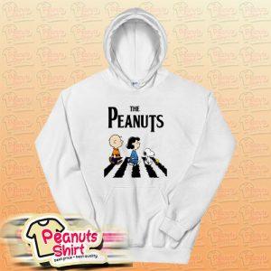 Peanuts Abbey Road Hoodie