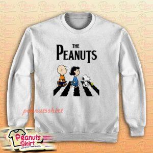 Peanuts Abbey Road Sweatshirt