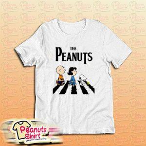 Peanuts Abbey Road T-Shirt