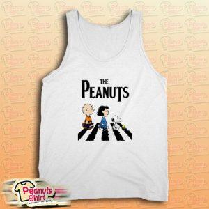 Peanuts Abbey Road Tank Top