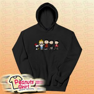 Peanuts Squad Hoodie For Unisex