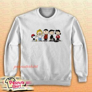 Peanuts Squad Sweatshirt