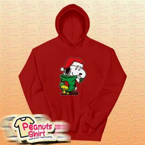 Snoopy Christmas Gifts Hoodie