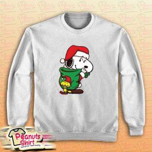 Snoopy Christmas Gifts Sweatshirt Men and Women