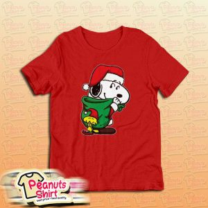 Snoopy Christmas Gifts T-Shirt
