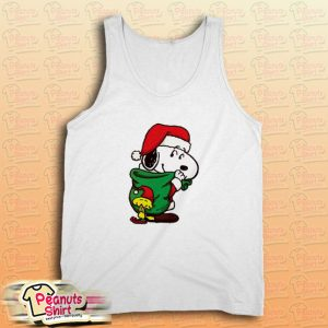 Snoopy Christmas Gifts Tank Top for Unisex
