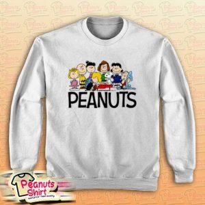 The Complete Peanuts Sweatshirt