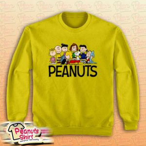 The Complete Peanuts Sweatshirt Men and Women