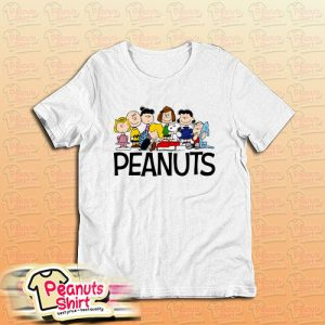 The Complete Peanuts T-Shirt