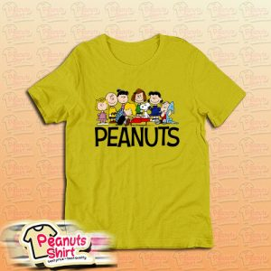 The Complete Peanuts T-Shirt For Unisex