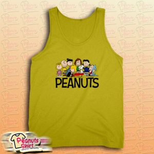The Complete Peanuts Tank Top for Unisex